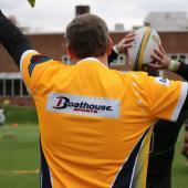 2016 Bowl Series: Binghamton vs. Loyola University Maryland Rugby by Rydesign