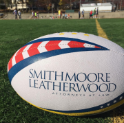 Smith Moore Leatherwood ball sponsor